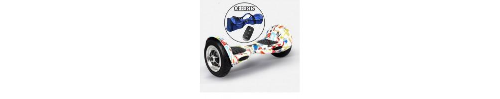 Hoverboard Tout Terrain 4x4 Bluetooth ♬