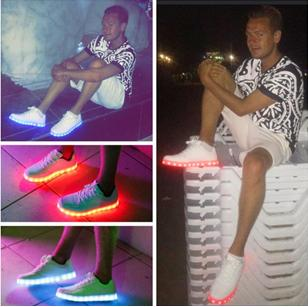 Chaussure led jeremstar