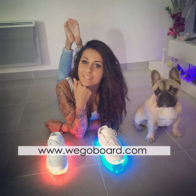 Chaussure led shanna Kress