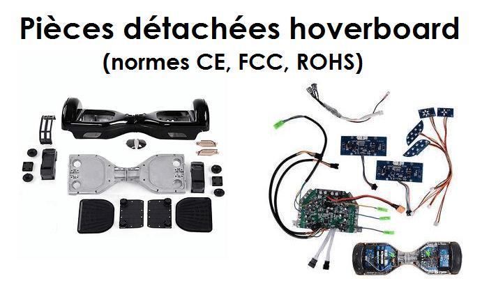 pièces détachées hoverboard